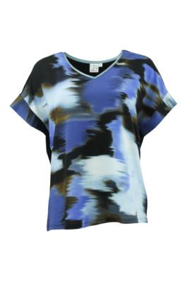 ANDERSINE Bluse - Blue