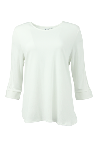 GIANO Bluse - Off White