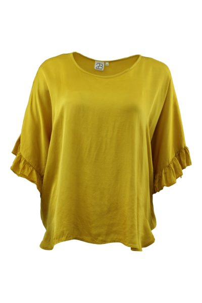 JACOBA Bluse - Gold