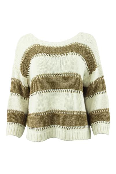 JEA Knit - Off White