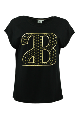 REBEKKA T-Shirt - Gold
