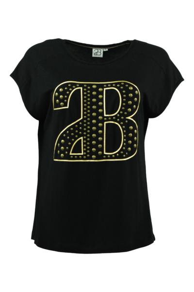 REBEKKA T-Shirt - Gold